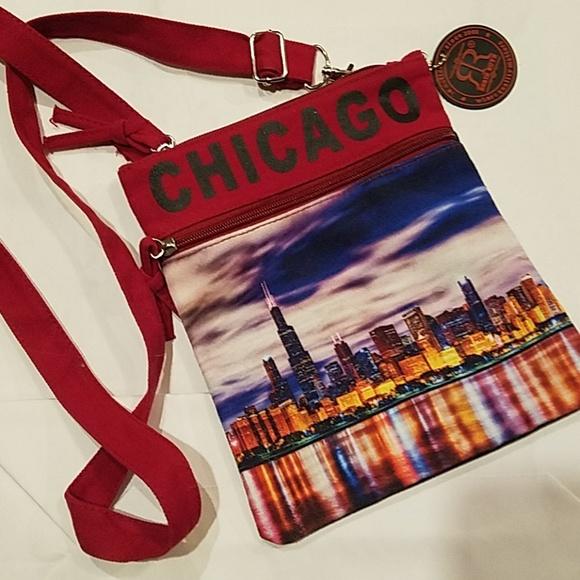 Robin Ruth Handbags - Chicago crossbody